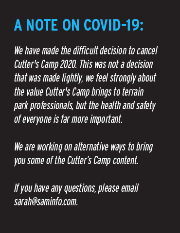 Cutters20 Cancellation