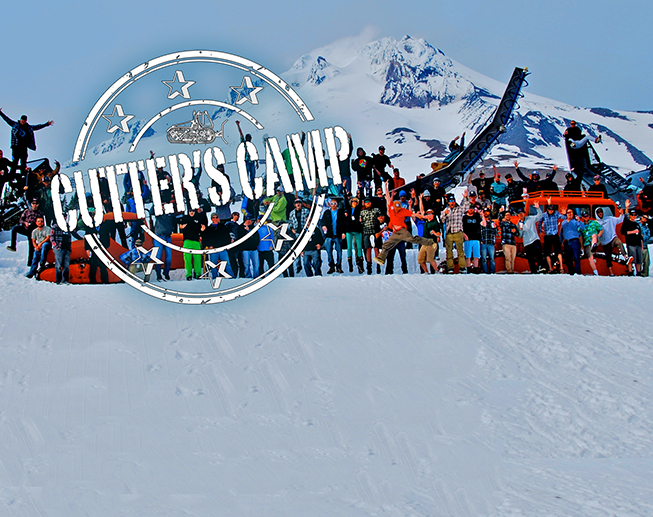 Register for Cutter's Camp