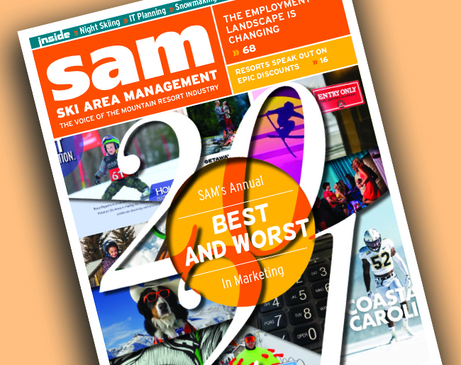 May Issue of SAM