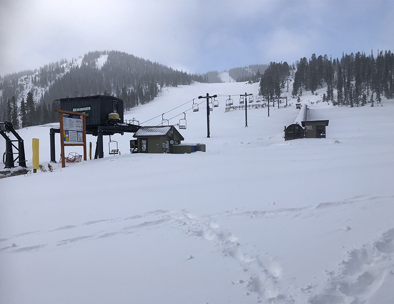 Monarch Mountain in Colorado Opening Early