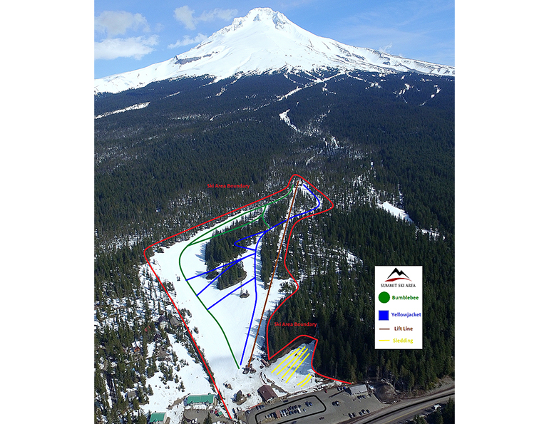 Summit Ski Area Purchased by Timberline Lodge