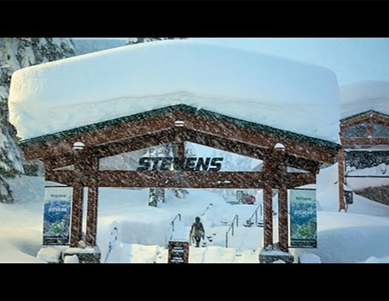Vail Closes on Stevens Pass