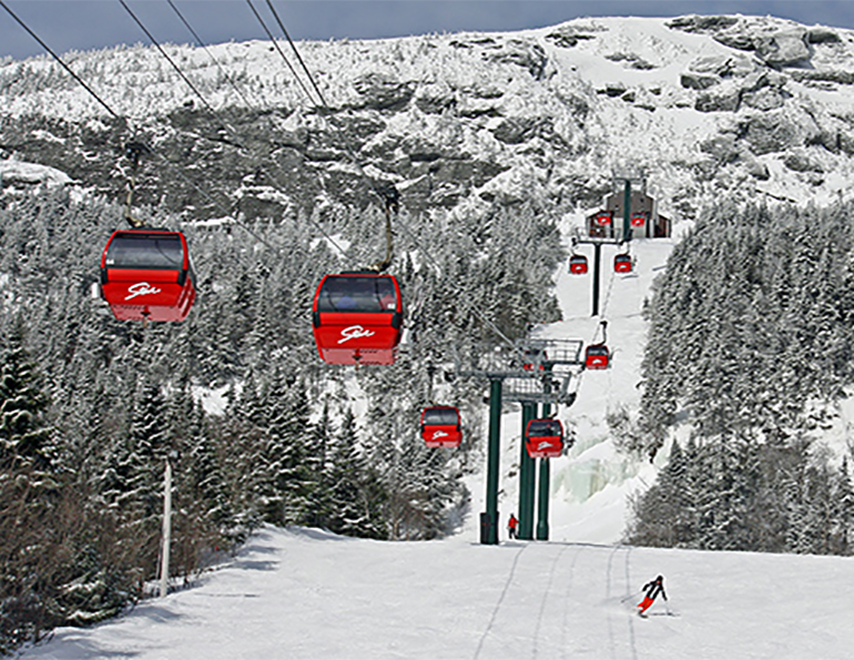 Vail Resorts third quarter 2018 results Stowe