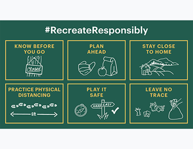 OIA Recreate Responsibly