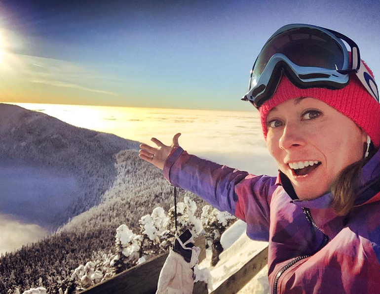 halley obrien snocountry snowreport