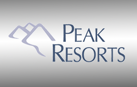 peak resorts logo