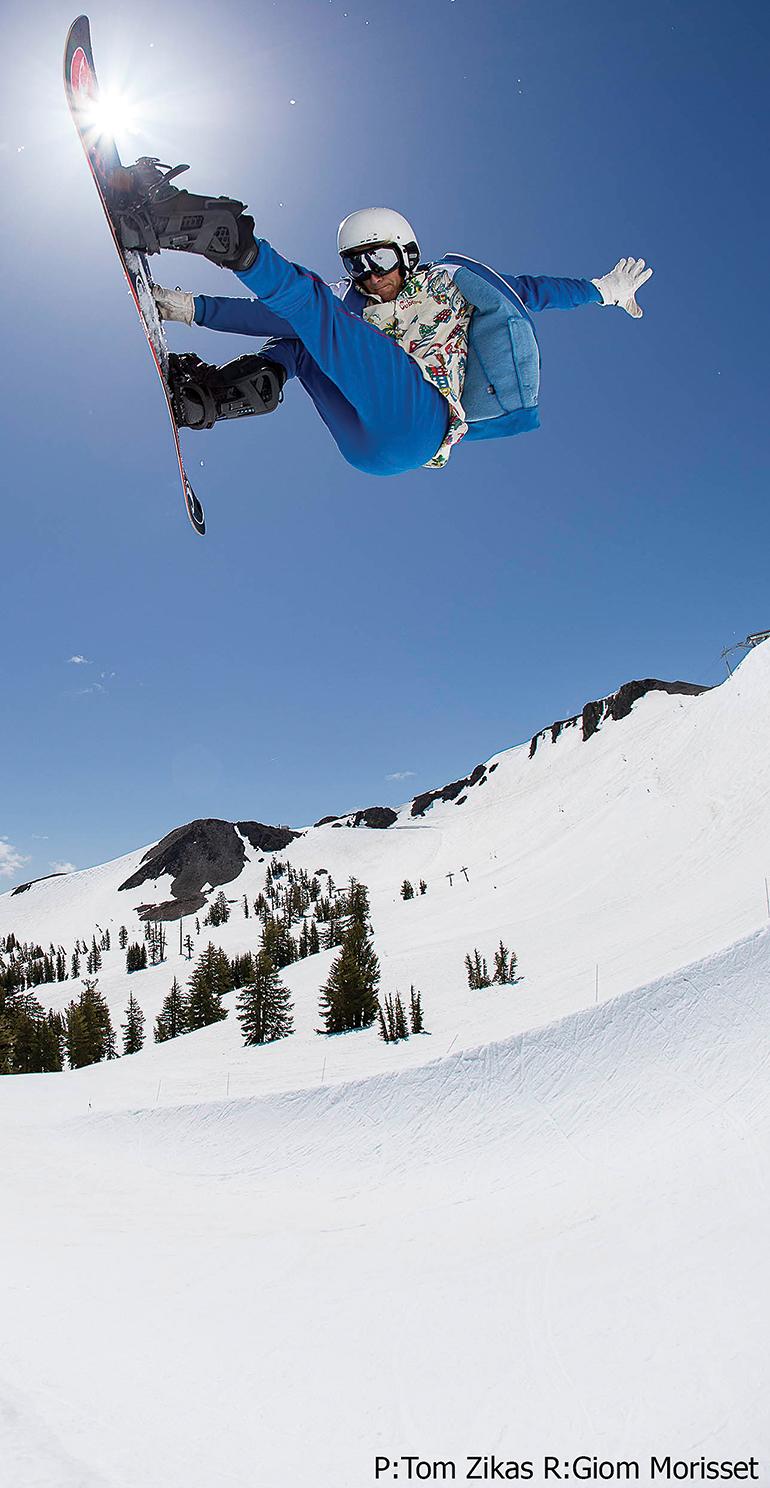 terrain park contest ski area management