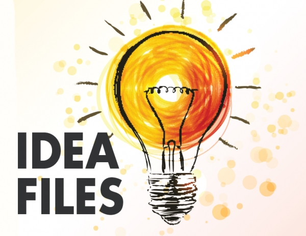 Idea Files :: September 2019