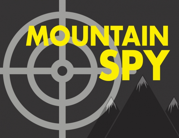 Mountain Spy :: July 2018