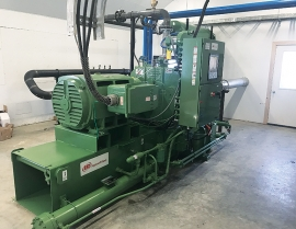 Caledon Ski Club in Ontario installed a new 500-hp centrifugal-type air compressor to save on energy costs.