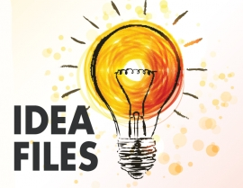 Idea Files :: March 2018