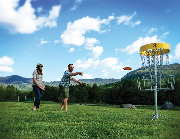 Disc Golf Done Right