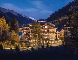 The Blake, centerpiece of Taos Ski Valley's base village, marries the region's past and present.